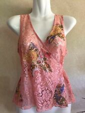 Alannah Hill | Carnival Cutie | Lace Top | Size 10 |
