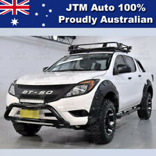 Wrinkle Black Fender Flares Wheel Arch to suit Mazda BT50 BT-50 2012-2018 March