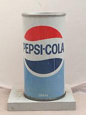 Canadian Pepsi Cola Soda Can - 10oz Button Top