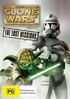 Star Wars: The Clone Wars: The Lost Missions - Season 6 DVD