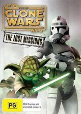Star Wars: The Clone Wars: The Lost Missions - Season 6 DVD