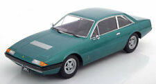 KK SCALE MODELS 1972 Ferrari 365 GT4 2+2 Green Met.  LE500 1/18 Scale In Stock