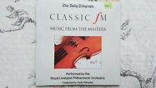 2x CD Classic FM - Music from the Masters - Royal Liverpool Orchestra