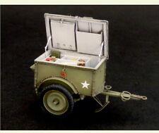 Plus Model 1/35 US Telephone Trailer K-38