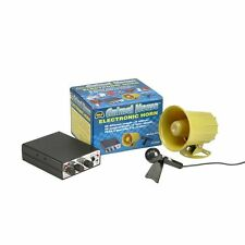 Wolo 345 12V Animal House Electronic Horn/Sirens/Public Announcement System