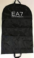 Armani Designer Clothing Protector Travel Designer Garment Bag Black