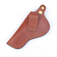 Tourbon Western Leather Gun Holster Pistol Waist Belt Pouch Special Offer