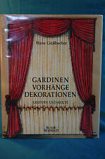 Gardinen Vorhange Dekorationen Hans Gusbacher BusseSeewald Herford 1989 Curtains