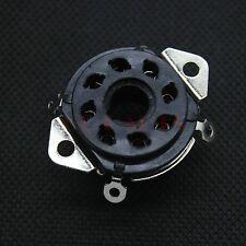 1PC 8pin octal tube socket for KT88 EL34 6L6 6CA7 6V6 6550 KT66 chassis mount