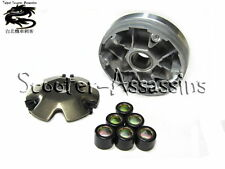 REPLACEMENT STANDARD VARIATOR plus ROLLERS for GENUINE Buddy 50 cc