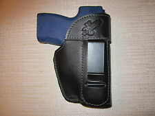 Beretta Nano Leather Ambidextrous Gun Holster Works For Left Amp Right Hand