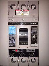 Siemens FXD63M175  175AMP 600Volts 3pole molded case breaker
