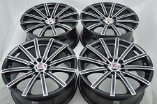 17 Drift Rims Wheels Camry Avalon Avenger Eclipse Mazda 3 5 6 Soul 5x100 5x114.3