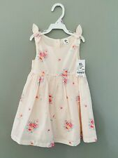 NWT Oshkosh Pink Flower Dress