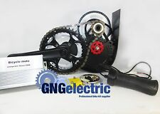 60V 700W GNG CHAIN REDUCTION MID DRIVE ELECTRIC MOTORIZED E BIKE KIT (BRUSHLESS)