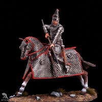 Parthian Cataphract heavy cavalry 54mm Tin Painted Toy Soldier | Collectible