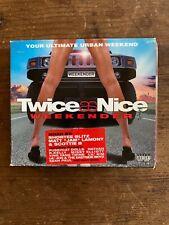 Twice As Nice Weekender 3 CD Shortee Blitz Matt Jam Lamont R&B Garage