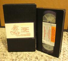 POSTPONING SEX teen pregnancy prevention VHS social pressure 1990 education