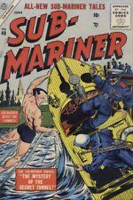 SUB MARINER #40 GOLDEN AGE timely ATLAS Marvel 1955 Rare Stan Lee