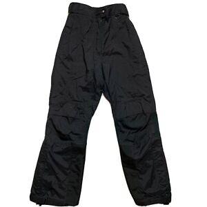 The North Face Womens Size 6 Snow Ski Pants Black