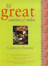 50 Great Curries of India,Camellia Panjabi- 9781856263801
