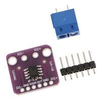 Max471 Current Sensor Module Adapter Arduino Volt Test Module DC0-3A 3-25V