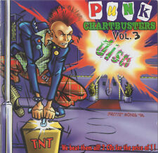 Punk Chartbusters Vol. 3 Wohlstandskinder Adolescents Die Ärzte No Fun At All