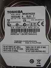 640 gb toshiba mk6476gsx | 26nov2012 | hdd2j92 a sl01 t | gs001a discoteca dur