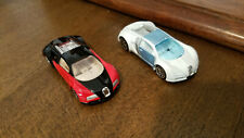 Hot Wheels 2003 First Editions and Mystery Bugatti Veyron Lot of two Loose Gems