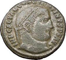 Constantine I 'The Great' 313AD Ancient Roman Coin Jupiter Zeus Cult i48053