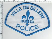 Ville De Sillery Police (Canada) Shoulder Patch from the 1980's
