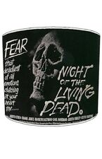 Night Of The Living Dead Ceiling Lampshade Film Horror Movie 12 Inch