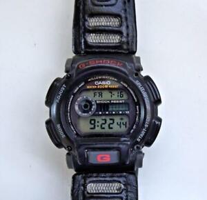 Gent's Casio G-Shock Alarm Chronograph Digital Watch (DW-9000)