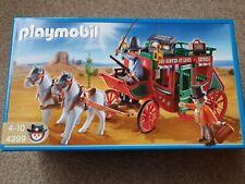 Playmobil Western 4399 Stagecoach BNIB