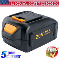 4.0AH For WORX WA3520 20-Volt MAX Lithium Battery WA3578 WA3525 WA3575 Cordless
