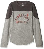 Liverpool International Soccer Womens Corner Blitz Long Sleeve Tee Size Large XL