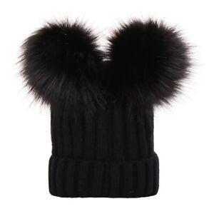 Newborn Toddler Kid Girl/Boy Soft Infant Winter Warm Crochet Knit Hat Beanie Cap