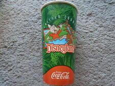 Original Disneyland Critter Country Coke Coca-Cola Paper Large Cup