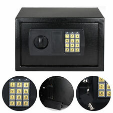 Large Safe Steel Electronic Digital High Security Home Office Money Safety Box