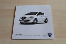 139533) Lancia Ypsilon - Preise & tech. Daten & Ausstattungen - Prospekt 07/2012