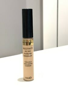 MAX FACTOR FACEFINITY ALL DAY FLAWLESS CONCEALER 7.8ML SHADE 020 RRP £9.99