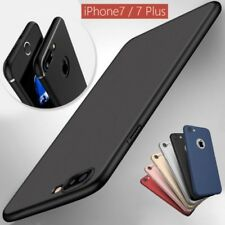 For iPhone 6 6s 7/7 plus Ultra-fine Fin Mat Silicone Doux TPU étui coque Peau