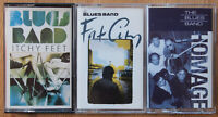 3x THE BLUES BAND CASSETTE TAPES - ALL EXCELLENT COND! PAUL JONES MANFRED MANN