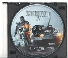Video Game Only - BATTLEFIELD 4 - Sony PlayStation 3