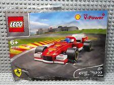 Polybag LEGO Shell V-Power 40190 - F138 Ferrari - 2014 Neuf New Sealed