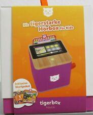 Lenco Tigerbox Touch Bambus Edition Bluetooth Lautsprecher   Lila Neu OVP