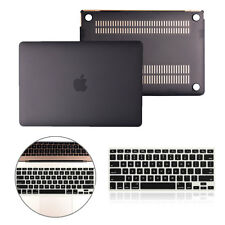 """Matte Hard Case Cover For Old Apple Macbook Air 13.3 Pro Retina 15"""" Laptop Shell"""