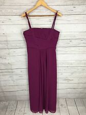 Women's Minuet Petite Full Length Dress - UK14 - Great Condition