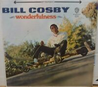 Bill Cosby Wonderfulness Warner Bros. 1634 33rpm 071917DBE