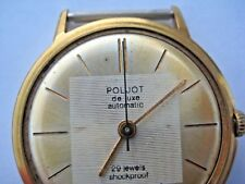 SOVIET Russian POLJOT de LUXE AUTOMATIC Watch 29 Jewels